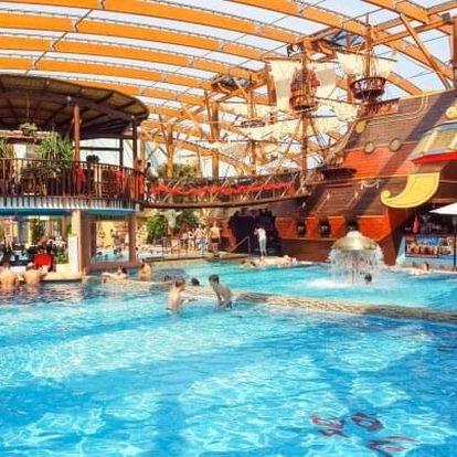 Liptov u Tatralandie v Hotelu Rendez-Vous *** s polopenzí a vstupem do wellness