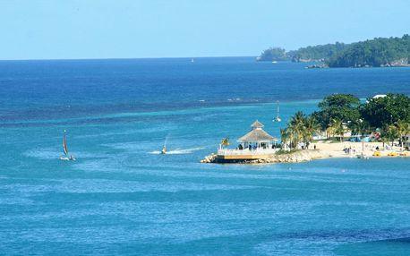 Jamajka – perla Karibiku