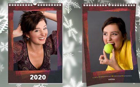 Nástěnný fotokalendář A3, 13 listů
