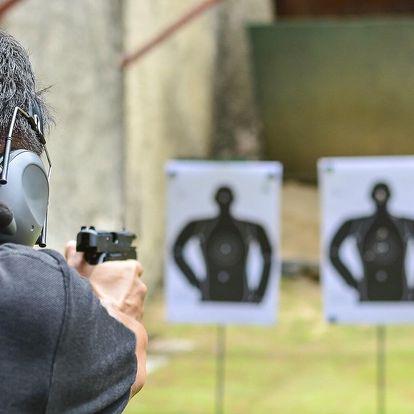 Akce na střelnici Hliník: až 8 zbraní či 52 nábojů