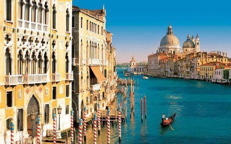 Itálie - Benátky autobusem na 4 dny, strava dle programu