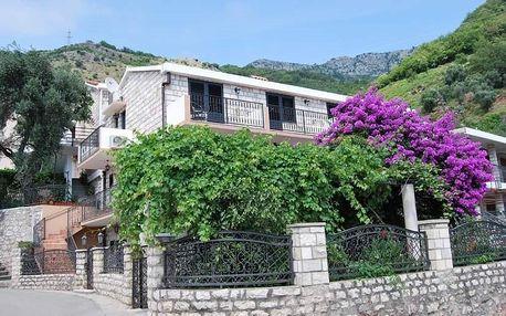 Černá Hora - Budvanská riviéra na 8-15 dnů
