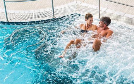 Relaxační wellness pobyt v Hotelu Istria na 2 noci ve Velkých Losinách
