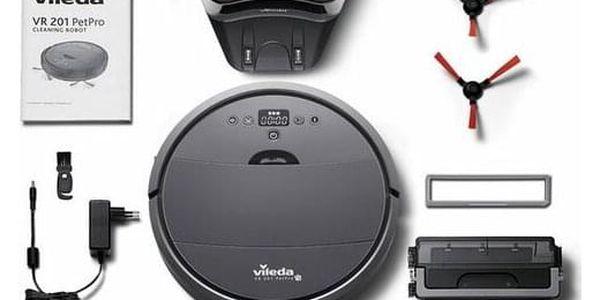 VILEDA Robot VR201 PetPro robotický vysavač 1608842