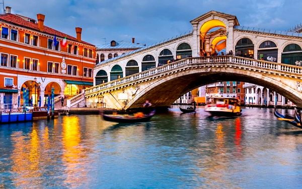 Karneval v Benátkách s Festa delle Marie, Benátsko, autobusem, bez stravy4