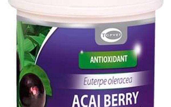 Topvet Bylinný extrakt Acai Berry, 60 tobolek