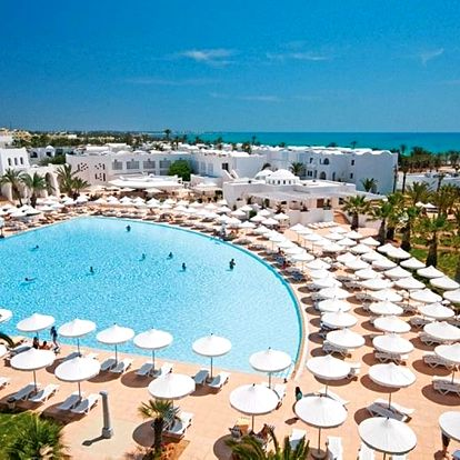 Tunisko - Djerba letecky na 8-22 dnů, all inclusive