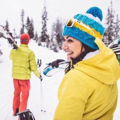 Jeseníky: Dovolená u skiareálu v obci Branná v Penzionu Vlaďka + překvapení