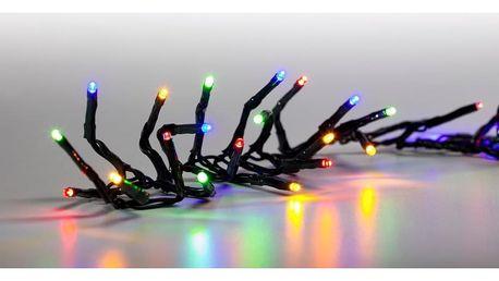 Marimex | Světelný řetěz 100 LED - barevná - zelená | 18000060