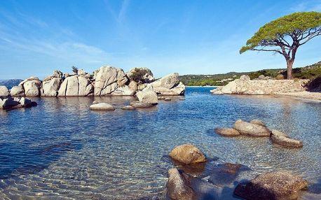 Zájezd na Korsiku: doprava, bungalov, relax u moře