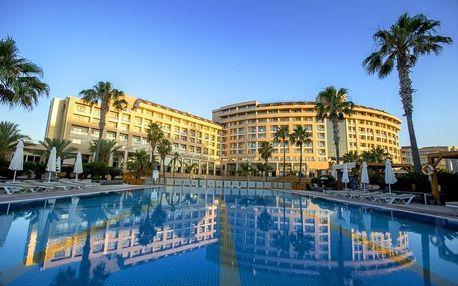 Turecko - Antalya letecky na 8-16 dnů, all inclusive