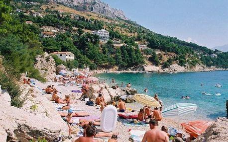 Chorvatsko - Omiš na 8 dnů