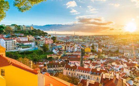 Dechberoucí Lisabon a jeho pobřeží