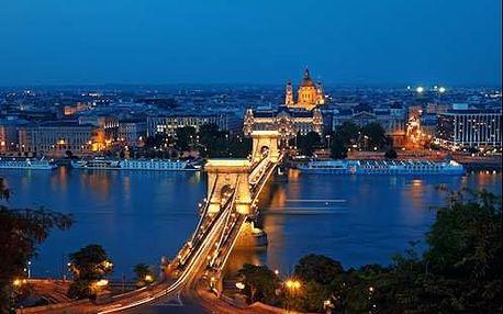 Wellness pobyt v Budapešti v luxusním hotelu President ****