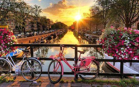 Poznávací zájezd do jarního Holandska