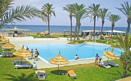 Tunisko - Monastir letecky na 8-23 dnů, polopenze