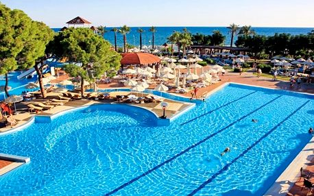 Turecko - Belek letecky na 8-16 dnů, all inclusive