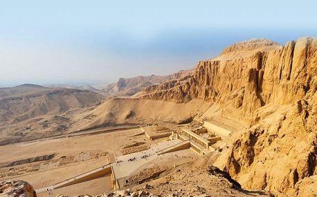 Egypt - Hurghada letecky na 8-9 dnů, strava dle programu
