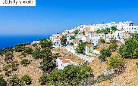 Řecko - Kos letecky na 8-15 dnů, all inclusive