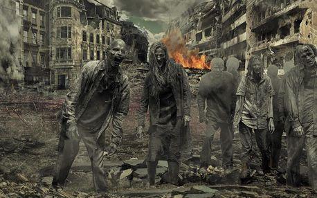 Úniková hra Zombie apokalypsa pro 2–5 hráčů