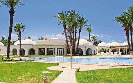 Tunisko - Monastir letecky na 8-23 dnů, all inclusive