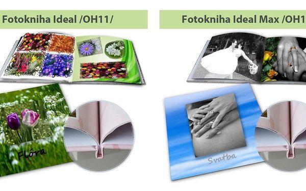 Fotokniha A4 – OM05 40 stran, měkká vazba, na výšku5
