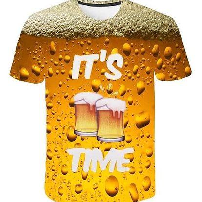 Pánské triko Braxton - dodání do 2 dnů