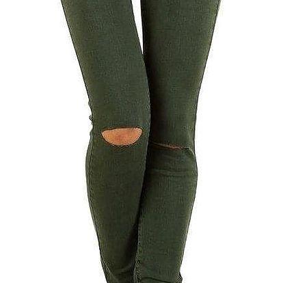 Dámské módní jeansy Naumy Jeans
