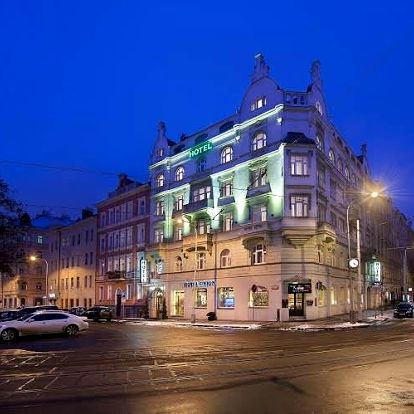 Velikonoce v centru Prahy - 3 noci pro dva ve 4 * hotelu Union