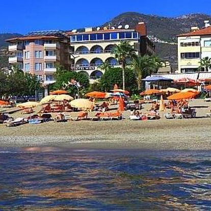 Turecko - Alanya letecky na 8-11 dnů