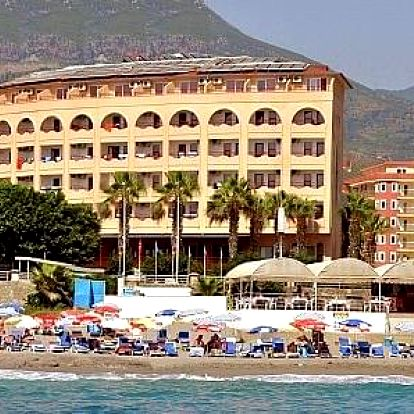 Turecko - Alanya letecky na 8-12 dnů, all inclusive