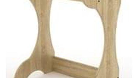Psací stůl JUNIOR dub sonoma