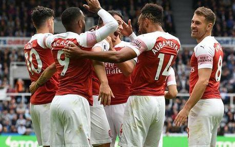 Fotbalový zájezd - Anglická liga Premier League
