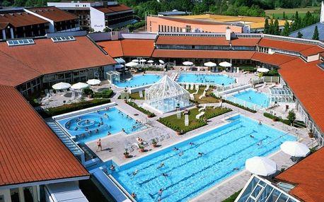 Wellness víkend v bavorských lázních vč. vstupu do termálů - dlouhá platnost poukazu