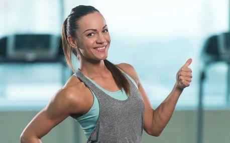 VacuShape a posilovna ve fitku Daily Fitness