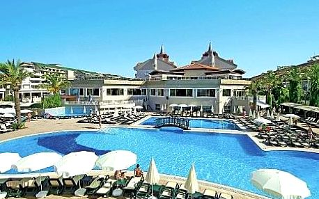 Turecko - Belek letecky na 8-12 dnů, all inclusive