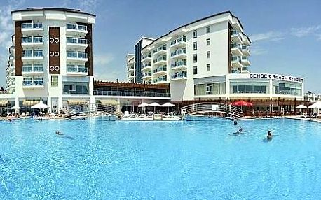 Turecko - Side - Manavgat letecky na 8-12 dnů, all inclusive