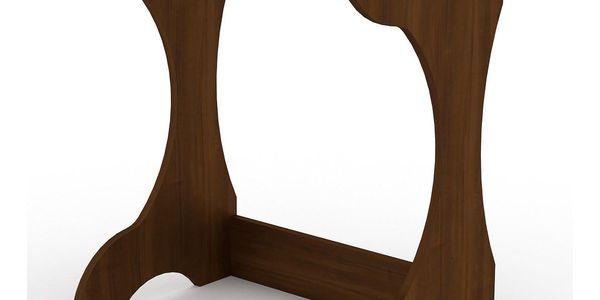 Psací stůl JUNIOR dub sonoma2