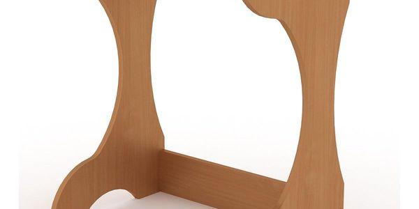 Psací stůl JUNIOR dub sonoma3