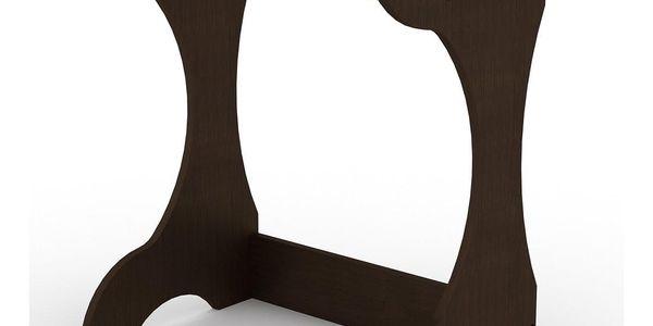 Psací stůl JUNIOR dub sonoma5