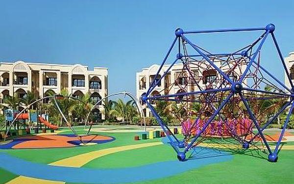 DoubleTree by Hilton Resort & Spa Marjan Island léto, Arabské emiráty, letecky, polopenze3