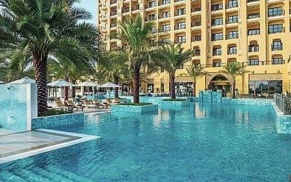 DoubleTree by Hilton Resort & Spa Marjan Island léto, Arabské emiráty, letecky, polopenze5