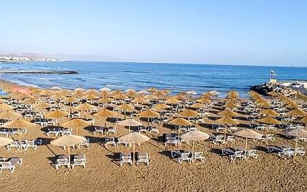 Kalia Beach, Kréta, letecky, all inclusive5