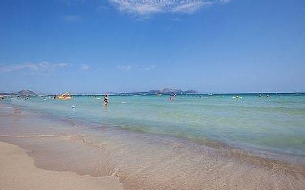 JS C´an Picafort, Mallorca, letecky, polopenze3