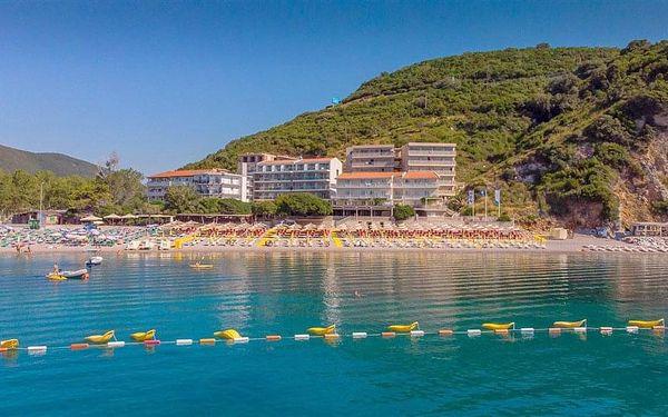 Hotel POSEIDON, Černá Hora, Budvanská riviéra, Jaz, Budvanská riviéra, vlastní doprava, polopenze5