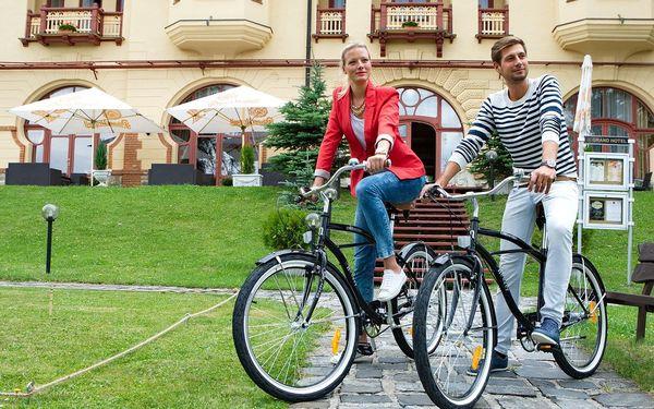 Akciový wellness pobyt v exkluzivním historickém hotelu ve Vysokých Tatrách, Vysoké Tatry, vlastní doprava3