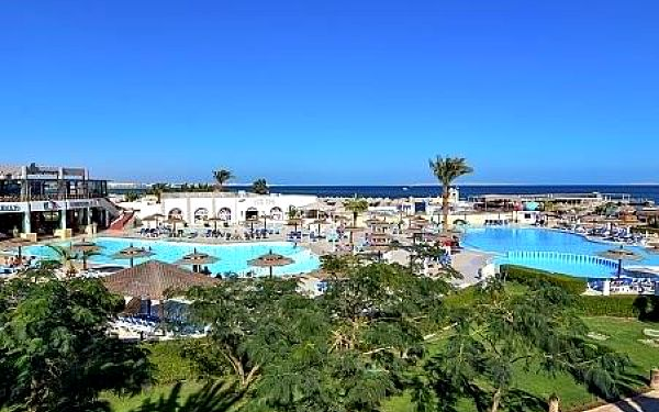 Aladdin Beach Resort, Egypt - Hurghada, letecky, all inclusive