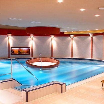 Dunajská streda, Wellness Hotel THERMA**** s polopenzí a bohatým wellness u termálních lázní