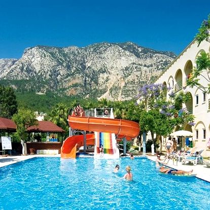 Turecko - Kemer letecky na 8-16 dnů, all inclusive