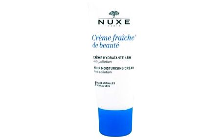 NUXE Creme Fraiche de Beauté 48HR Moisturising Cream 30 ml hydratační pleťový krém pro normální pleť tester pro ženy